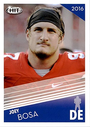 ard (Ohio State, San Diego Chargers) 2016 SAGE HIT Rookie #26 ()
