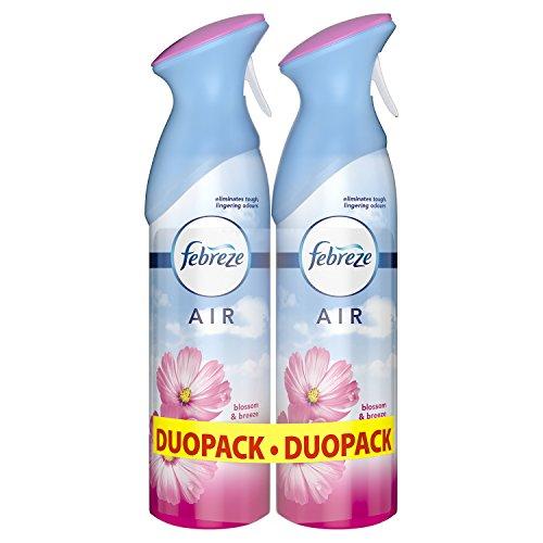 Febreze Air Effects Blossom & Breeze Air Freshener Spray 300 ml (Pack of 2)