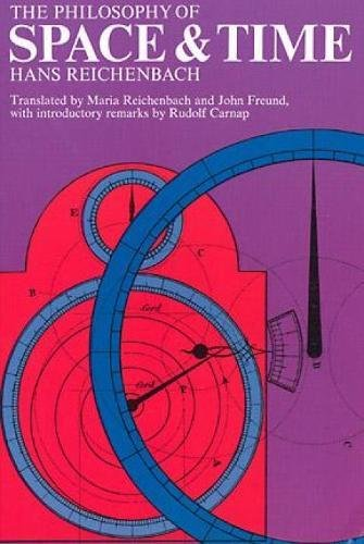 The Philosophy of Space and Time (Dover Books on - And Warehouse Time Delivery On