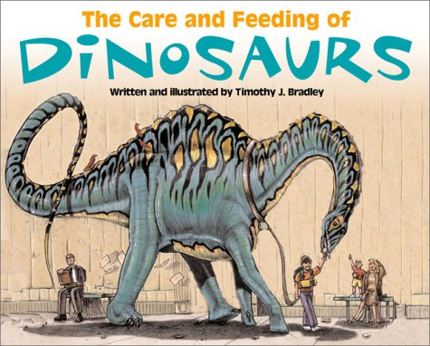 Download Care & Feeding Of Dinosaurs PDF
