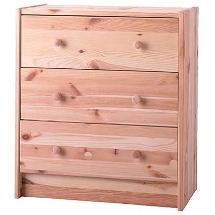 Amazoncom Ikea Rast 75305709 Dresser Wood Color Kitchen Dining