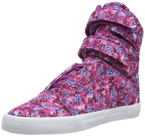 femme II Baskets SOCIETY Violet pour Supra violet WOMENS mode EqYwWTA