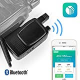 Radioddity AS001 Wireless Bluetooth Programming Adaptor Smartphone Programming Cable For Baofeng Walkie Talkies BF-888S BF-777S BF-666S BF480 Two-Way Radio, Supports Android & iOS System