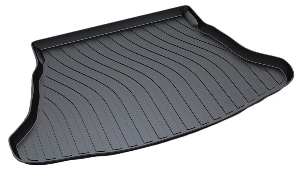 kaungka Cargo Liner Rear Cargo Tray Trunk Floor Mat Waterproof Protector for 2016-2019 Toyota Prius