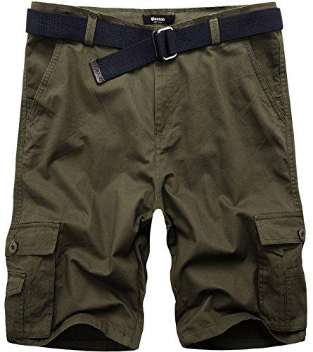 Wantdo Classic Loose Twill Shorts product image