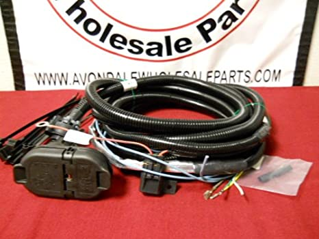 51FKXh4amsL._SX466_ amazon com jeep grand cherokee 2011 2012 trailer wiring harness 7 hopkins 43355 wiring harness at gsmx.co