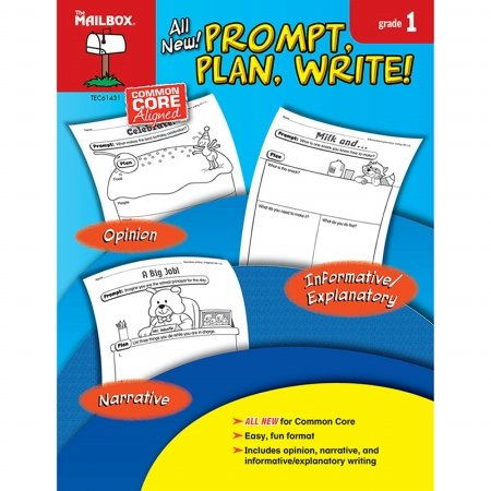 Prompt, Plan, Write! (Gr. 1) Workshop Plan