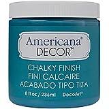 Deco Art Americana Chalky Finish Paint, 8-Ounce, Treasure