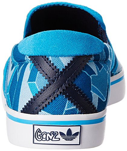 adidas - Gonz Slip-on Shoes - Solar Blue2 S14 - 9 yNUMMKtvz
