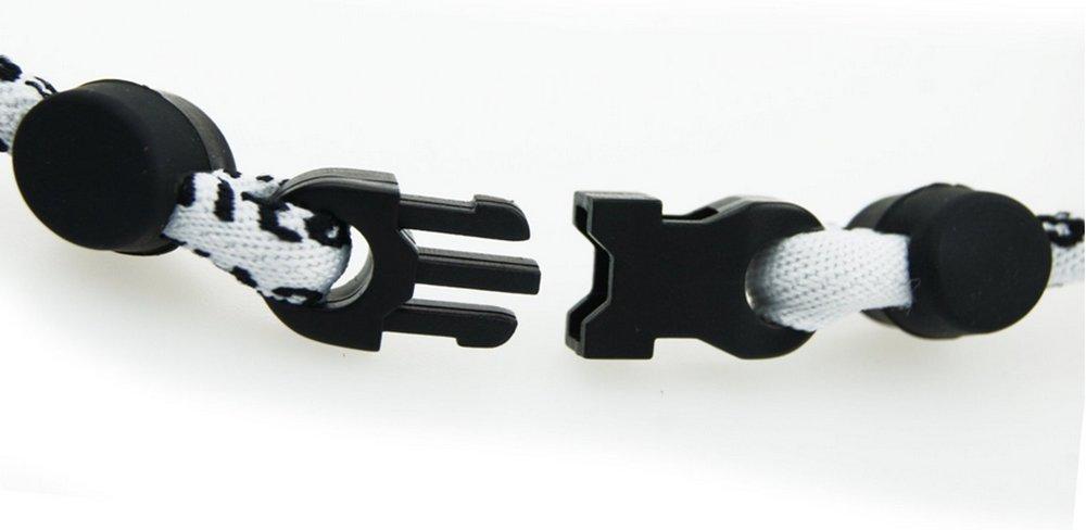 Sbeauty 3 Rope Tornado Titanium Sport Necklace 20 10PCS