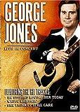 George Jones: Live in Concert