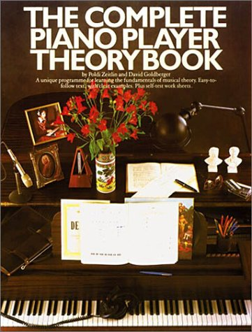 The Complete Piano Player: Theory Book (Complete Piano Player Series)