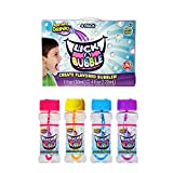Lick-A-Bubble Create Flavored Bubbles, 4 Pack