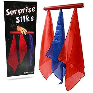 Magic Makers Surprise Silks (AKA Acrobatic Silks) Magic Trick