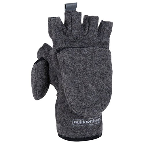 Outdoor Designs Tyrol Convertible Charcoal Xl - Ozark Outlet