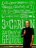 3 X Carlin, George Carlin, 1401310559