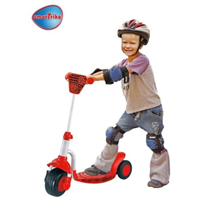 Smart Trike Mnf Pte ladybug patinete rojo: Amazon.es ...