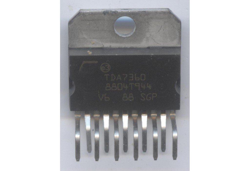 TDA7360 Original New ST Semiconductor