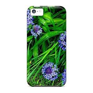 Fashion Tpu Case For iPhone 6 4.7- Inca's Lilies Defender Case Cover WANGJING JINDA