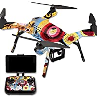 MightySkins Protective Vinyl Skin Decal for 3DR Solo Drone Quadcopter wrap cover sticker skins Nature Dream