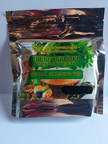 Herbal Slimming Tea, Mango Apple Flavor