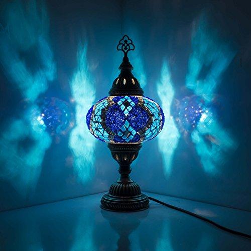 Lampes Table Et Mosaïque Abats Jour Superbe Style Chevet K1c3TlJF