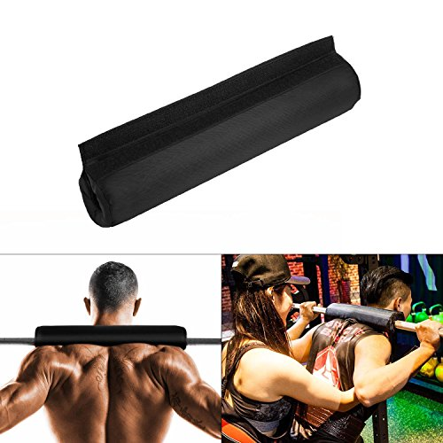 Kaluo Barbell Unisex Adult Workout Bar for Multi-Functional Indoor Olympic Weight Bench with Preacher Curl Leg Developer for Body Fitness (Black-Bar)