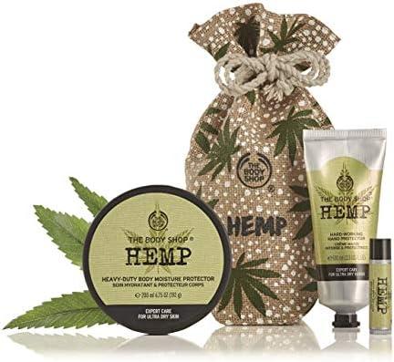 Christmas Gift Sets Body Shop.The Body Shop Hemp Expert Moisture Supplies Gift Set