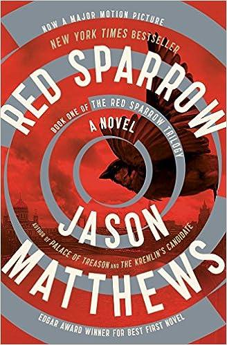 Risultati immagini per red sparrow libro