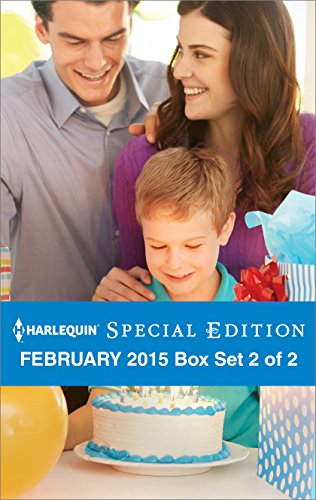 book cover of Harlequin Special Edition February 2015 - Box Set 2 of 2