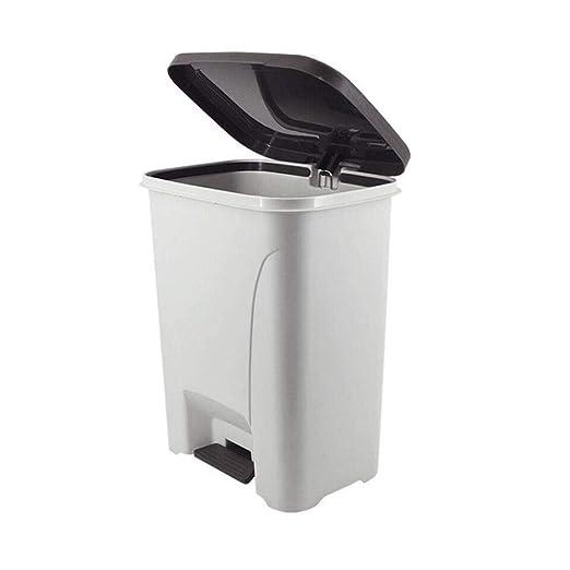 RMGAI Cubo de Basura 25L de Basura de plástico Puede ...