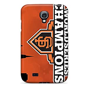 High-quality Durable Protection Case For Galaxy S4(san Francisco Giants)