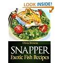 Snapper Exotic Fish Recipes