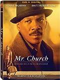 Mr. Church [DVD + Digital]