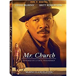 Mr. Church [DVD + Digital]