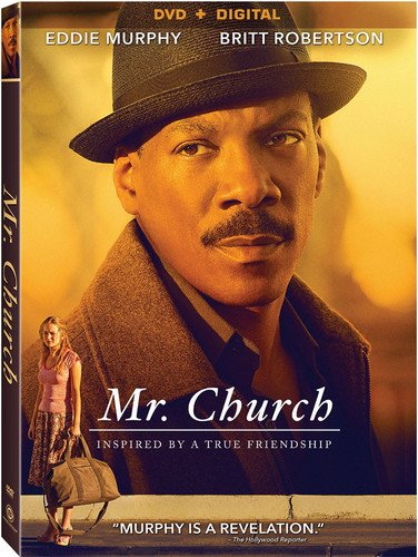 DVD : Mr. Church (DVD)