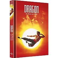 Dragon - Die Bruce Lee Story - Mediabook (+ DVD) - Limitiert auf 555 Stück [Blu-ray]