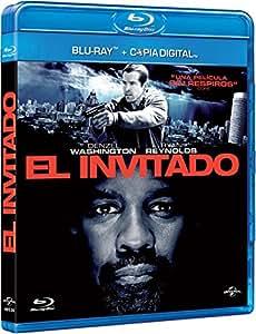 El Invitado (Bd Combo + Copia Digital) [Blu-ray]