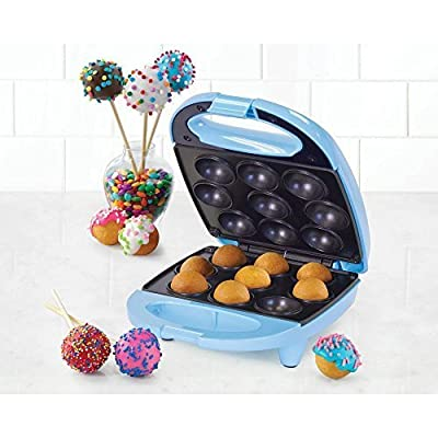 Nostalgia CPB400 Mini Cake Pop Maker, Blue by Nostalgia Electrics