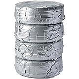 トクエ(徳重) コンプレックスフィット タイヤ保管袋(タイヤ圧縮袋) 14インチまで用 TK-CFSVS