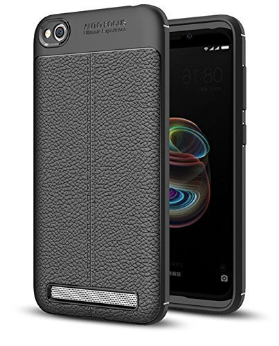 best service 3c598 4b2fc Redmi 5a Back Cover Soft Silicone Flexible Back Cover: Amazon.in ...