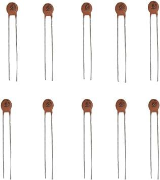 Amazon Com Oak Pine 300pcs 30 Values 2pf 0 1uf Ceramic Capacitor Set Dip Monolithic Multilayer Ceramic Chip Capacitors Assortment Kit Computers Accessories