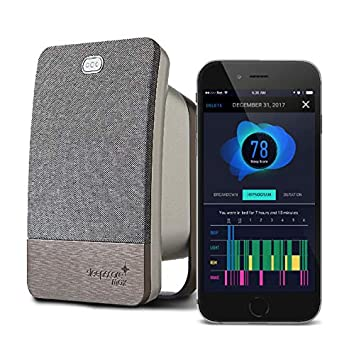 SleepScore Max | Sleep Tracking Device with Most Advanced Sleep Improvement System and a Companion Sleep Tracking Smart Phone App sleep trackers Sleep trackers review – the best sleep trackers to buy 51FKgDtObCL
