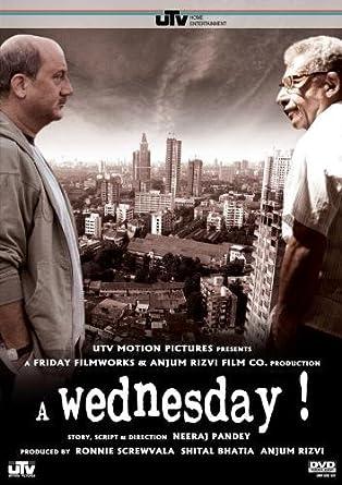 A Wednesday (2008) – Blu-Ray – x264 – 1080p – DTS – [DDR] | G- Drive | 8 GB |