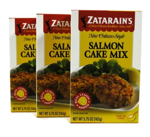 Style Crab Cakes (Zatarains Mix Cake Salmon)