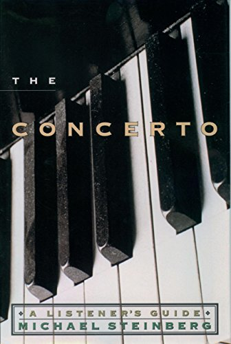 20th Century Concertos (The Concerto: A Listener's Guide (Listener's Guide)