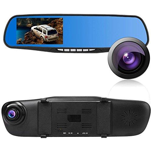 1080 p car dvr dual camera - 4