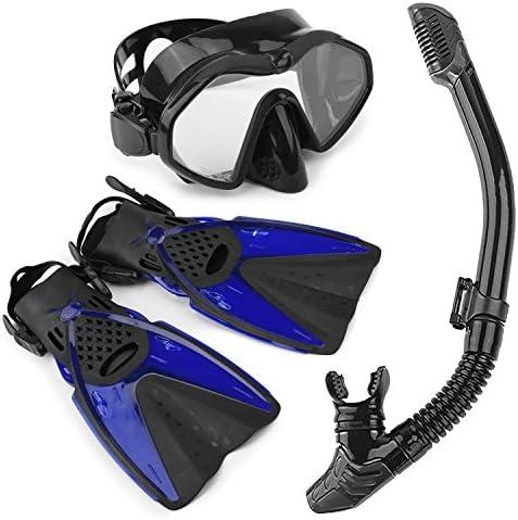 Arkmiido Snorkel Set Snorkeling Adjustable product image