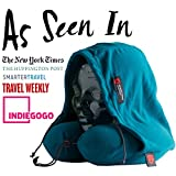 Hooded Travel Pillow Travel like a Jedi with the best hooded travel neck pillow.  During a long transatlantic flight even when your neighbor refuses to pull the airplane window-shade down, this travel neck pillow is exactly what you need. This cozy a...