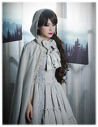 Fanplusfriend - Robe - Femme gris gris